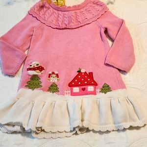 4 for $25! Gymboree Sweater Dress